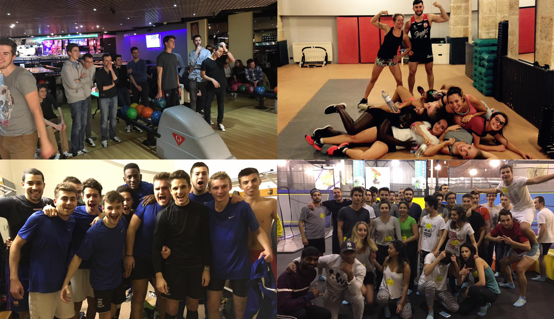 crossfit, foot, trampoline park ou bowling à bordeaux ynov campus