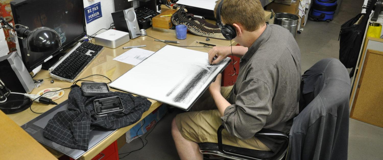 Illustrateur un m tier pas comme les autres bordeaux for Statut illustrateur