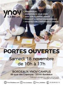 JPO Ynov Campus du 18 Novembre 2017