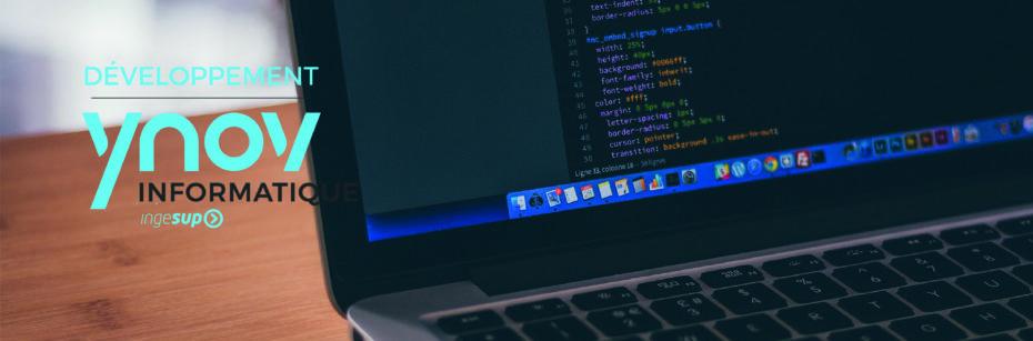 Ynov Informatique, Ingésup spécialisation développement