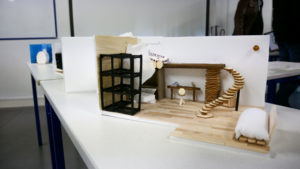 mastere-architecture-interieur-design_bordeaux-ynov-campus-maquette