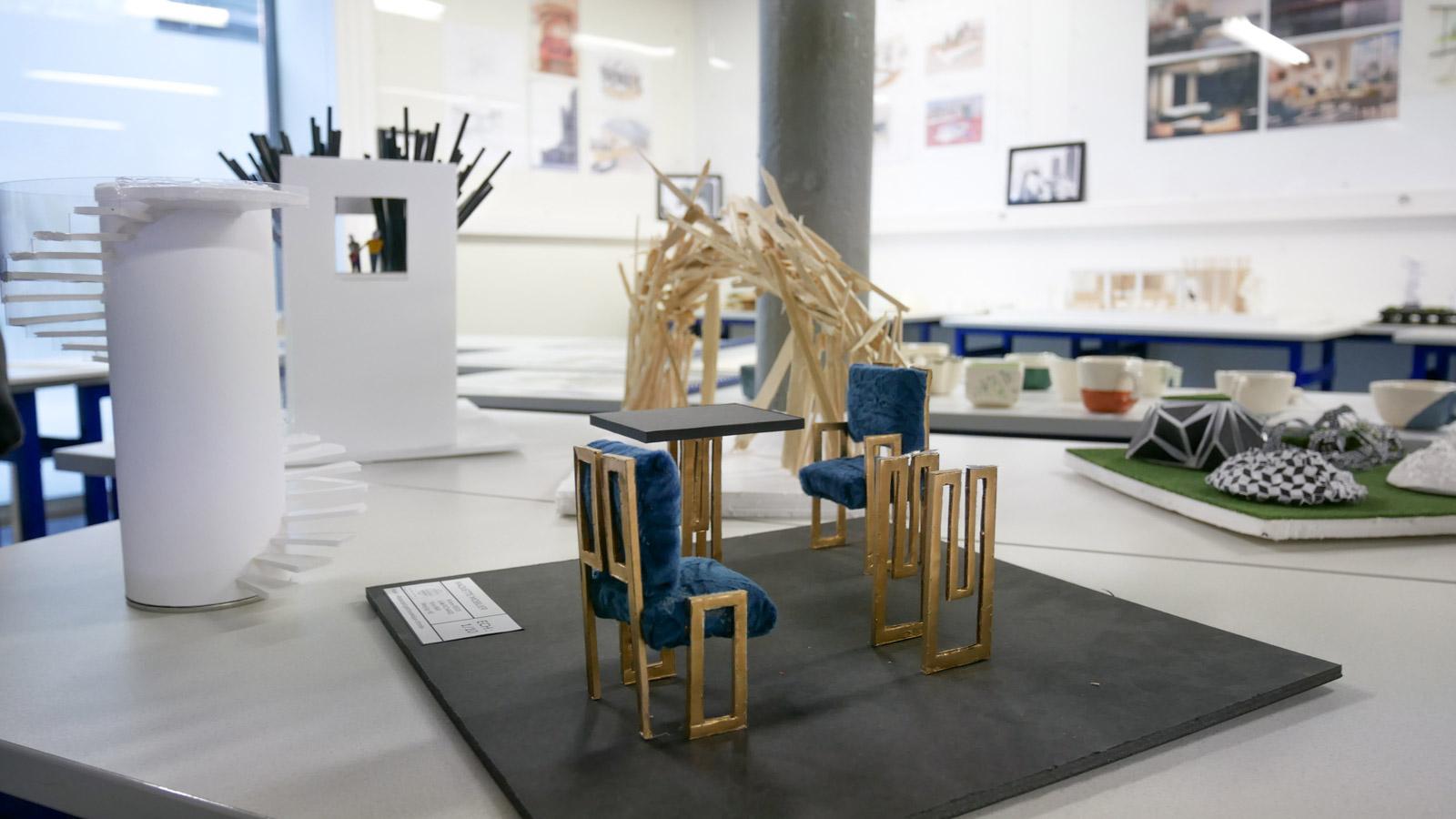 Design chaise limart