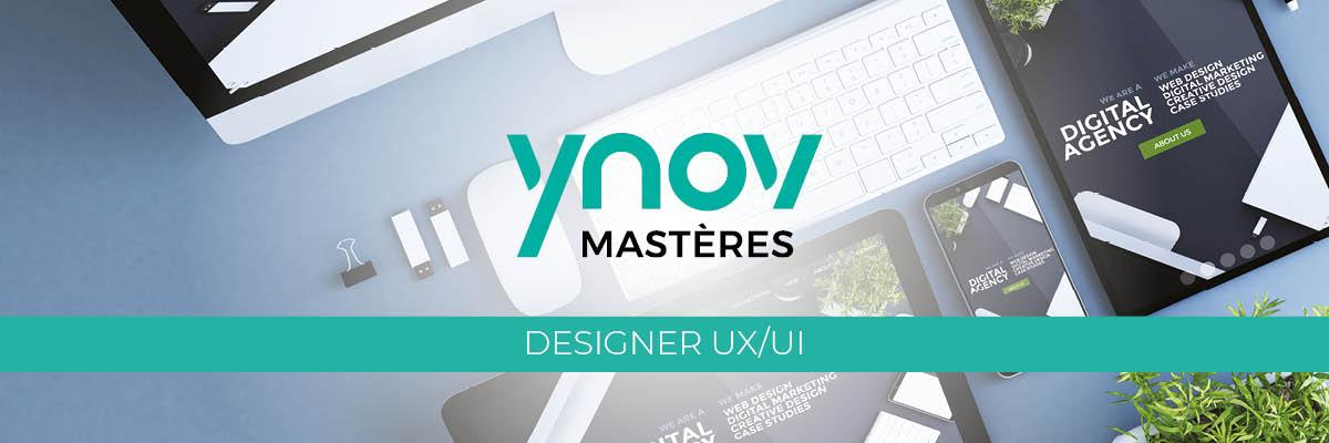 Mastère Designer UX/UI
