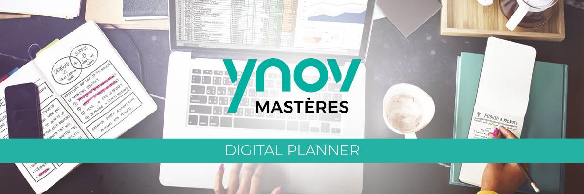Mastère Digital Planner