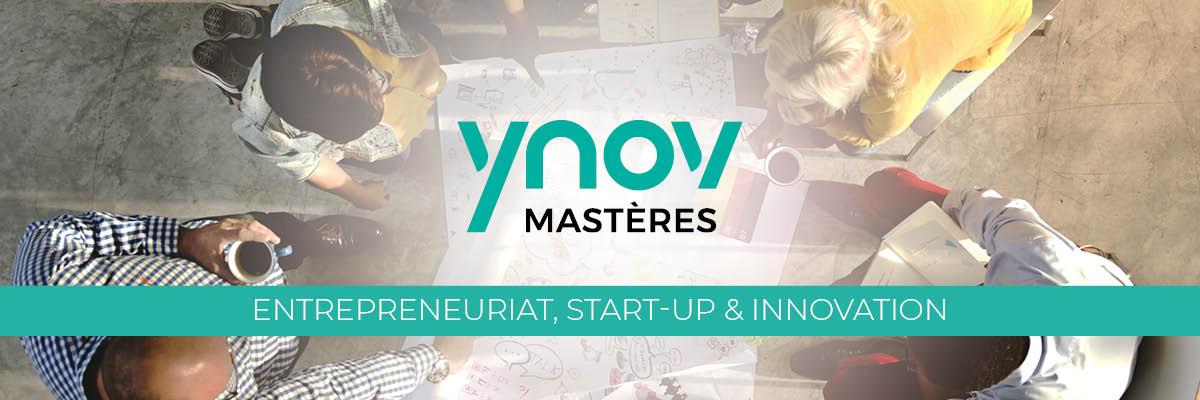 Mastère Entrepreneuriat, Start up et Innovation