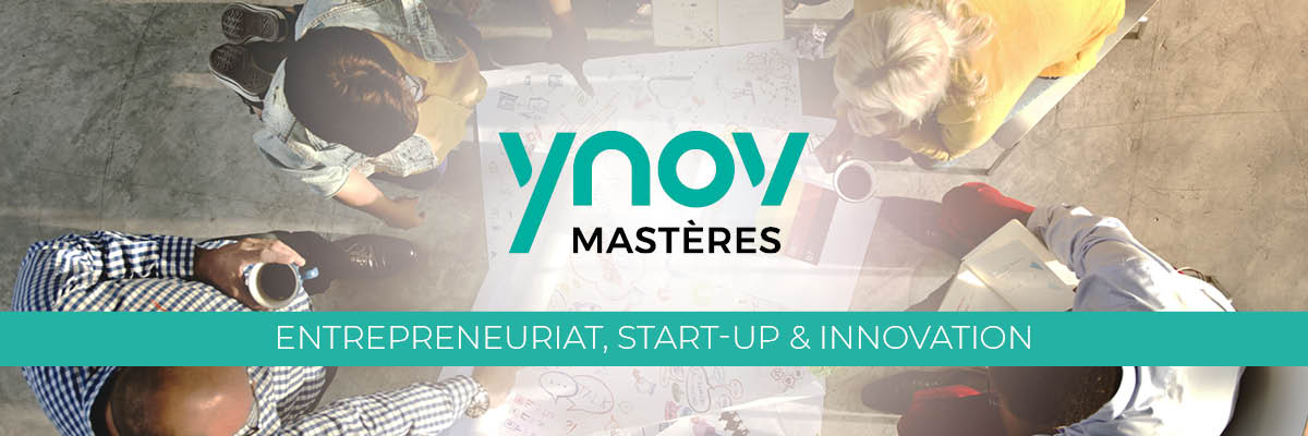 Mastère Entrepreneuriat, Start up et Innovation