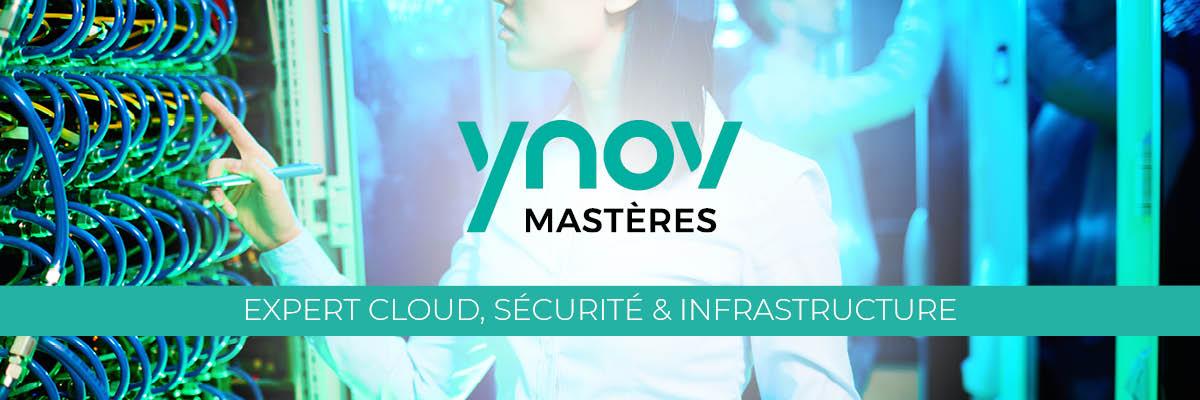 Mastère Expert Cloud, Sécurité et Infrastructure