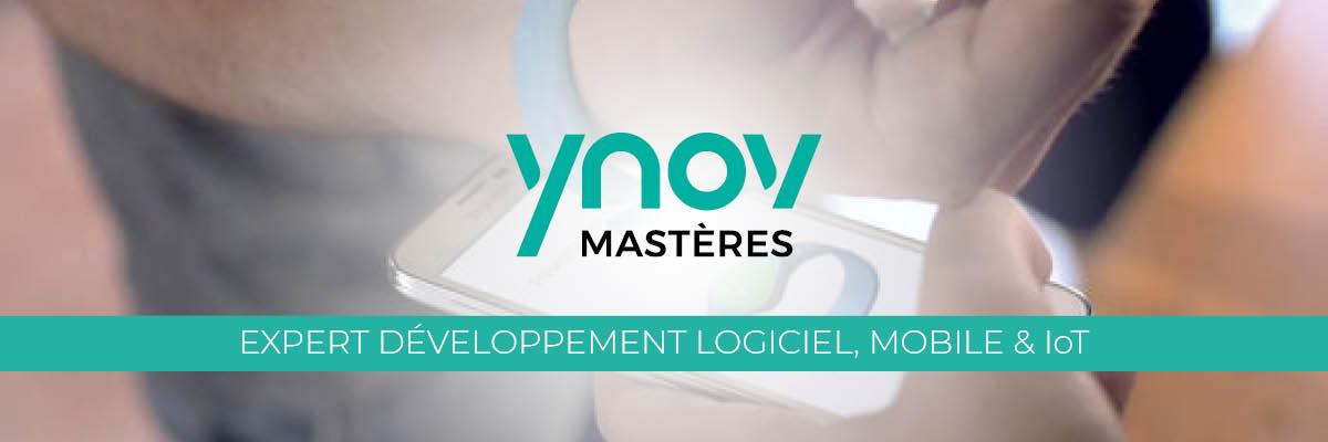 Mastère Expert Développement Logiciel, Mobile et IoT