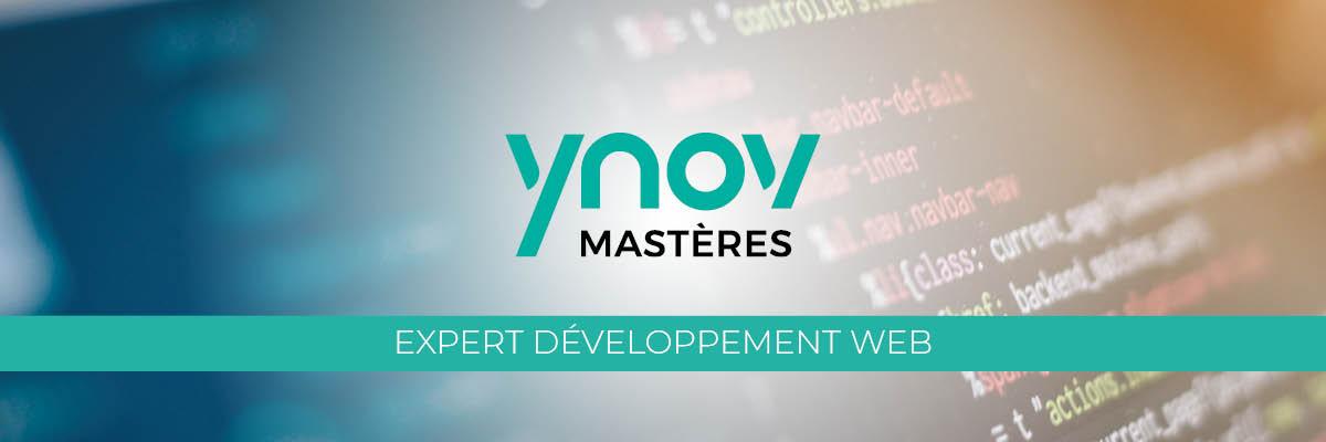 Mastère Expert Développement Web