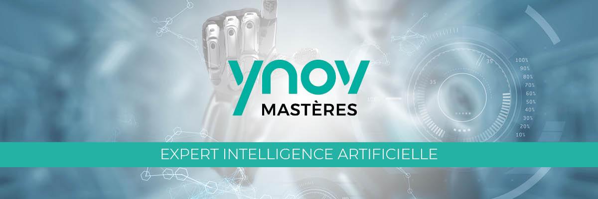 Mastère Expert Intelligence Artificielle
