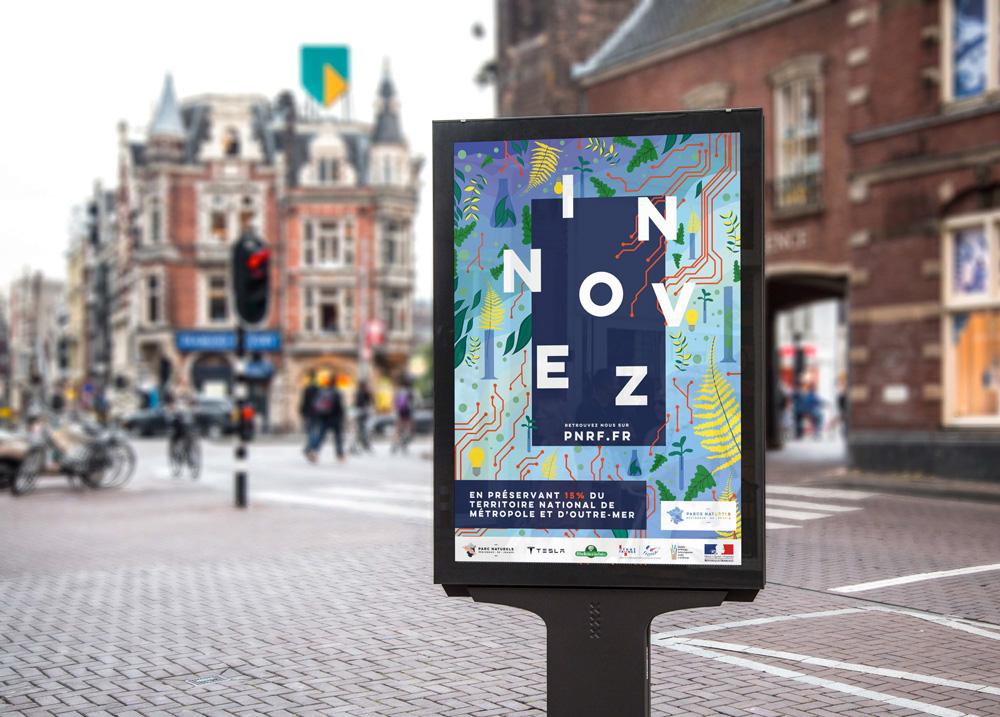 affiche-innover-Alexandre-Camelle,-Laura-Pouvereau,-Alexandra-Denis,-Mounir-Sakrane_M2-Web-com-graphics_2017-2018_bordeaux-ynov-campus