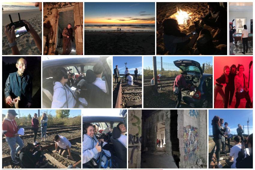 tournages étudiants ynov ecole audiovisuel