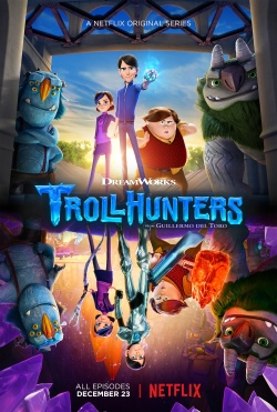 ecole animation 3d - Troll hunter, serie d'animation