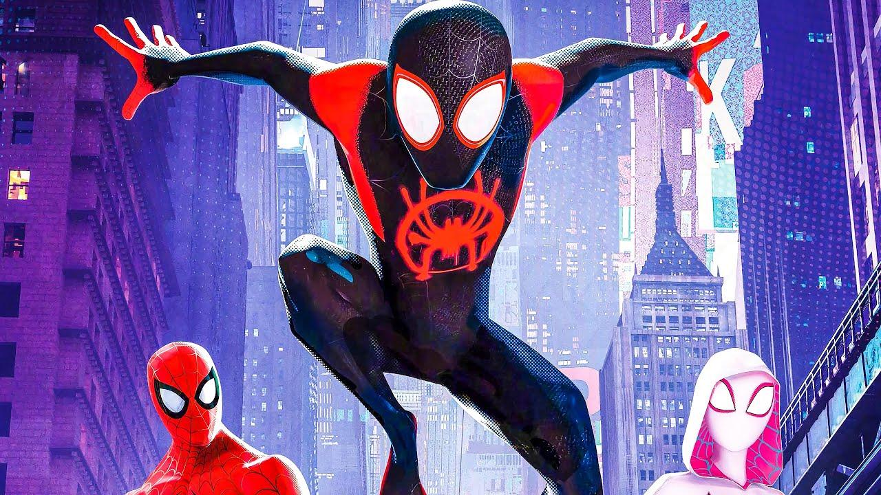 ecole animation 3d spiderman
