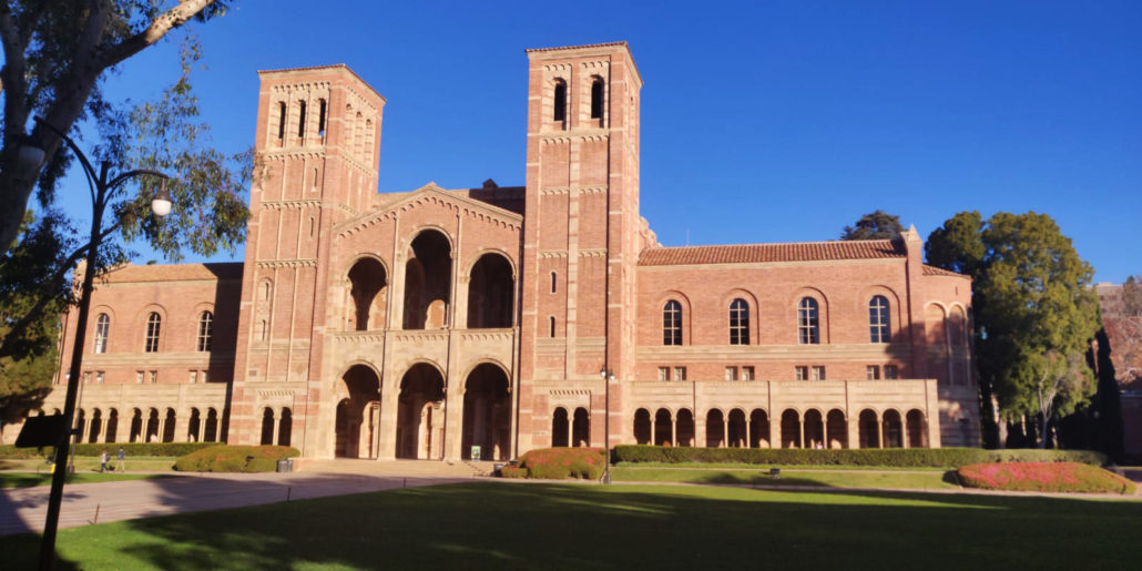 echanges-universitaires_annee etudes à l'etranger_UCLA_Los-Angeles_bordeaux-ynov-campus_campus UCLA