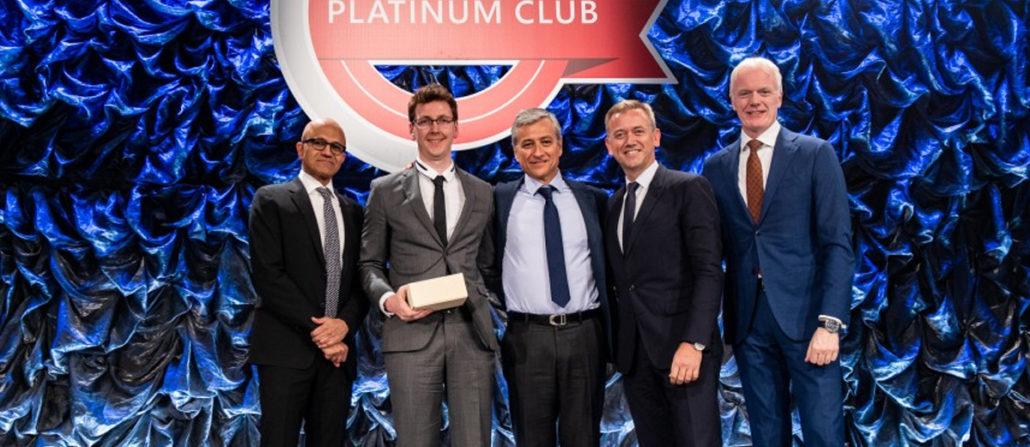 microsoft founders award france
