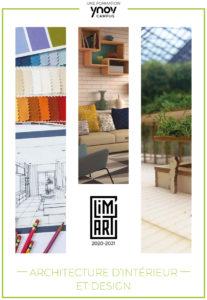 brochure ecole architecte interieur