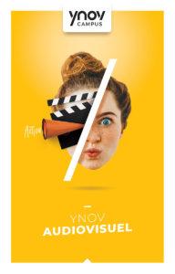 brochure école audiovisuel