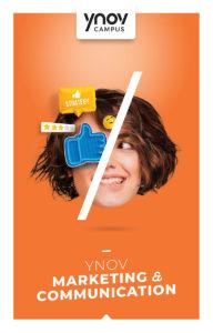 brochure ecole communication marketing