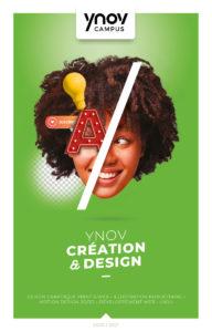 brochure ecole design