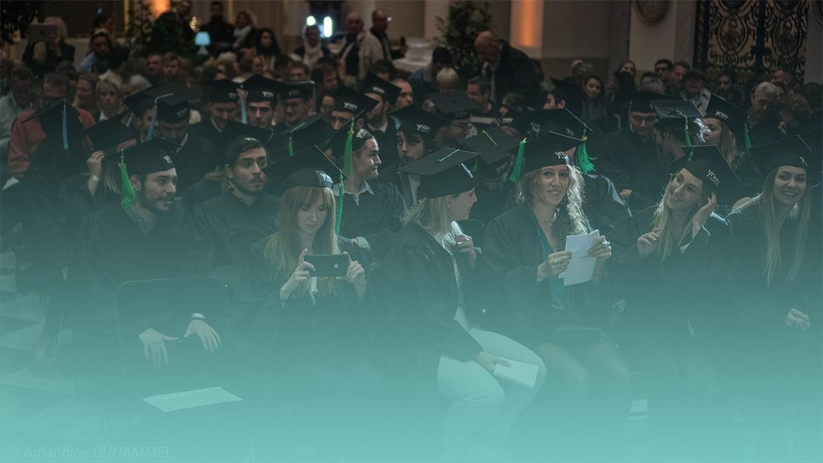 ceremonie de remise des diplômes bordeaux 2019