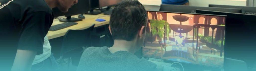 soutenance mastere jeu video