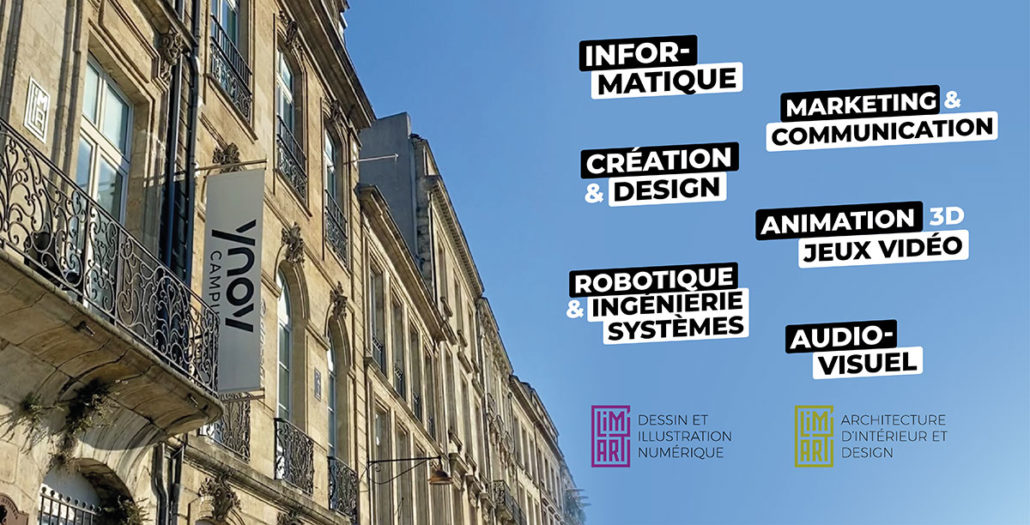 JPO Ynov Campus Bordeaux