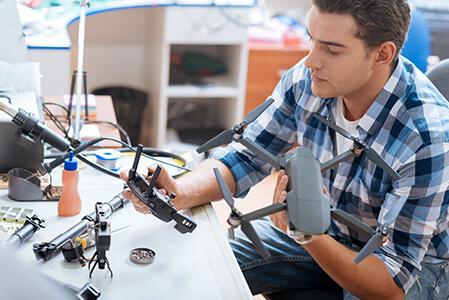 Ynov Robotique et Ingénierie Systèmes