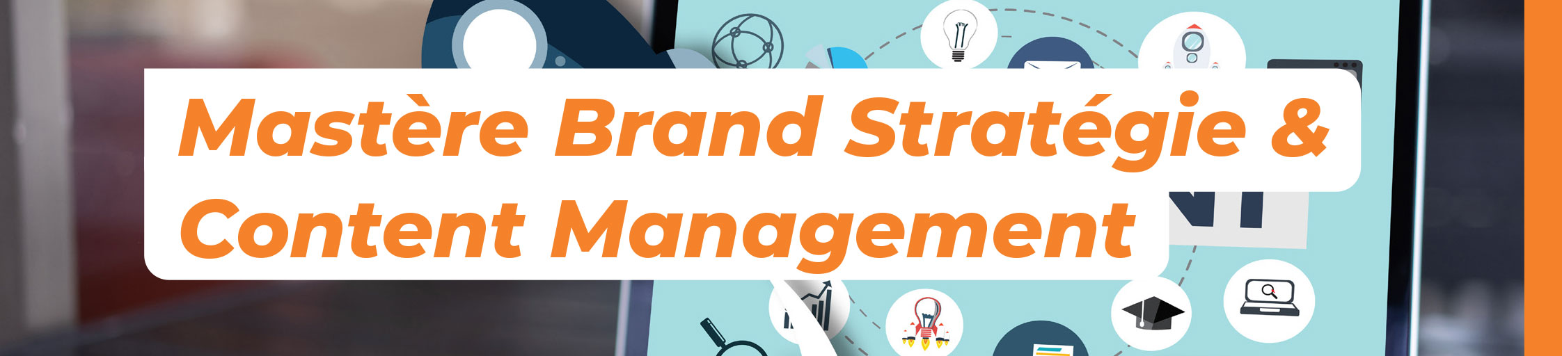 mastere brand strategy content management