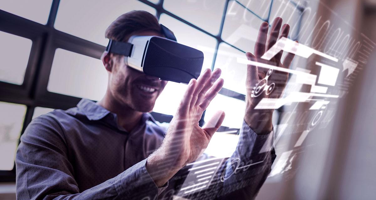 mastere realité virtuelle