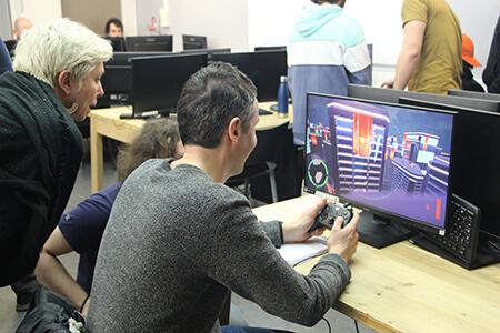 Mastère Jeux Vidéo Technical Design