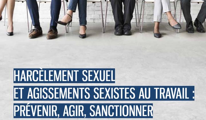 harcelement sexuel information