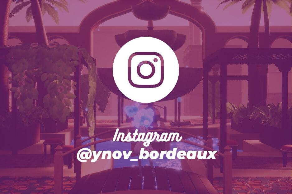 Instagram Bordeaux Ynov Campus