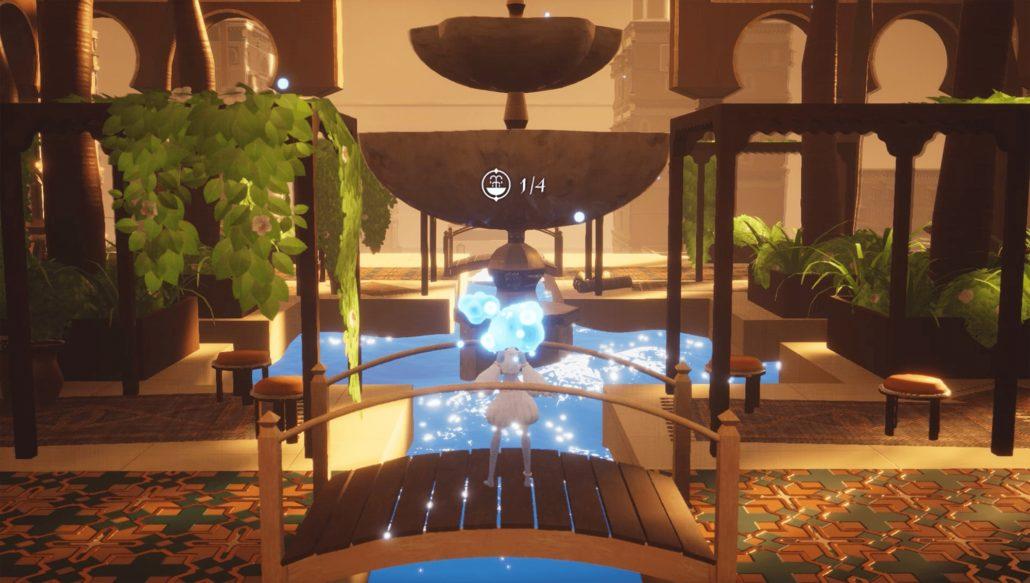 Image tirée du projet de jeu vidéo Quiama