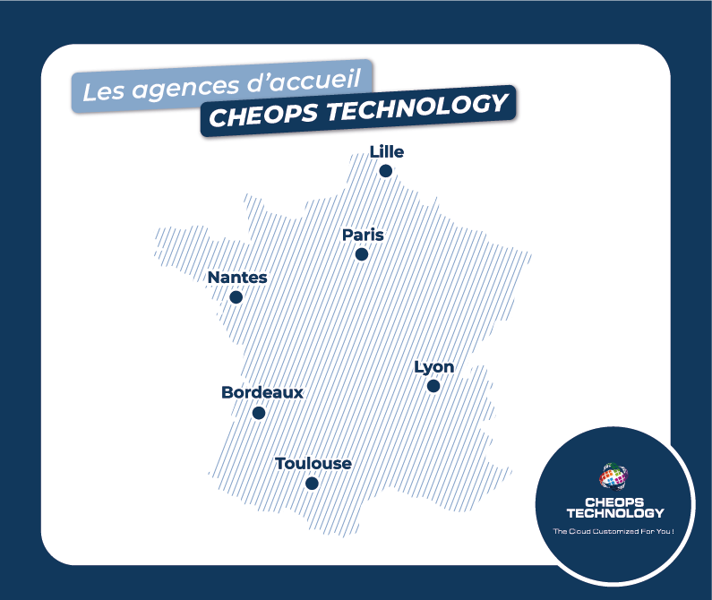 Agences CHEOPS TECHNOLOGY
