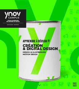 Ynov Création & Digital Design